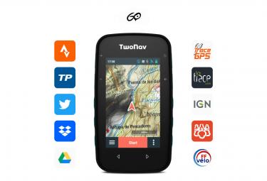 GPS Cross Bleu TwoNav