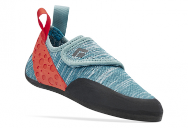 Chaussures d'escalade Black Diamond Momentum Bleu Orange Enfant
