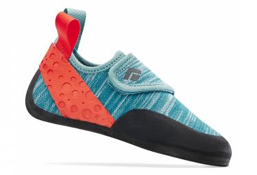 Chaussures d'escalade Black Diamond Momentum Bleu Orange Enfant