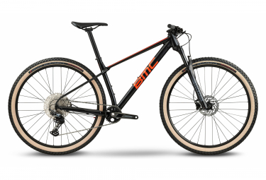 BMC Twostroke AL Zwei Hardtail MTB Shimano Deore 12S 29'' Black Orange Flake 2021
