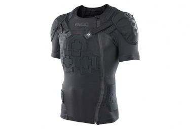 Schutzjacke mit Rückenschutz Evoc Protector Jacket Pro Black