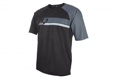 Maillot Mangas Cortas O  39 Neal Pin It Negro   Gris L