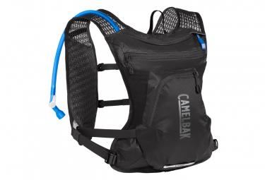 Sac Hydratation Camelbak Chase Bike Vest + Poche à Eau 1.5 L Noir