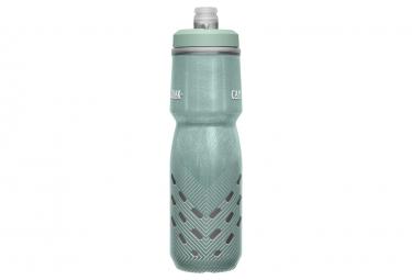 Botella de agua Camelbak Podium Chill aislada de 720 ml, verde