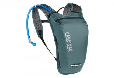 Bolsa de hidratación Camelbak Hydrobak Light 2.5 L + Bolsa de agua 1.5L Azul claro