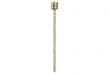 BBB SpeedWire Shi 1 cable de cambio de 2350 mm dorado
