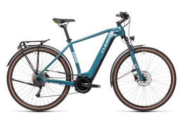 Comprar Bicicleta Ciudad Eléctrica Cube Touring Hybrid One 625 700 Bleu