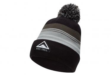 Bonnet Nike Trail Noir Gris Unisex