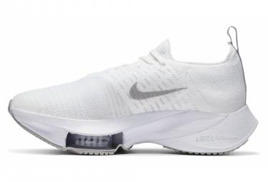 Chaussures de Running Femme Nike Air Zoom Tempo Next% Blanc