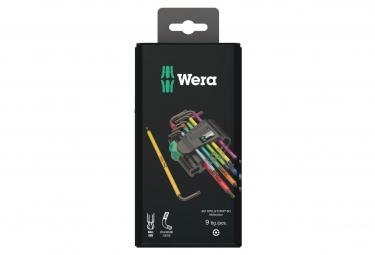 Wera - Set de Clefs Coudées Torx
