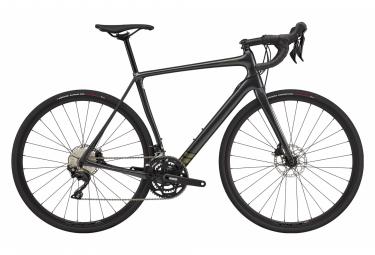 Bicicleta De Carretera Cannondale Synapse Carbon 105 Shimano 105 11s 700 Mm Gris Mantis Verde 2021 56 Cm   175 185 Cm