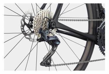 Vélo de Route Cannondale Synapse Carbon Ultegra Shimano Ultegra 11V 700 mm Gris Graphite Noir