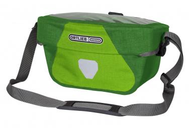 Sacoche de Guidon Ortlieb Ultimate Six Plus 5L Vert Lime Vert Moss