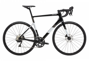 Bicicleta de carretera Cannondale SuperSix EVO Carbon Disc 105 Shimano 105 11S 700 mm Black Pearl 2021
