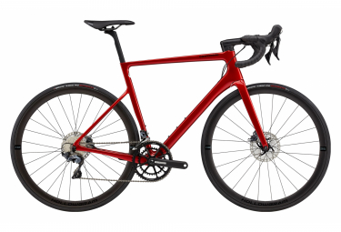 Bicicleta De Carretera Cannondale Supersix Evo Hi Mod Disc Ultegra Shimano Ultegra 11s 700 Mm Rojo Candy 54 Cm   170 180 Cm