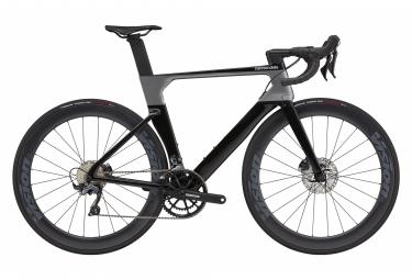 Bicicleta de carretera Cannondale SystemSix Carbon Ultegra Shimano Ultegra 11S 700 mm Black Pearl