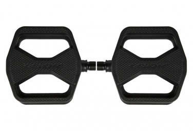 Look Geo City Flat Pedals Black