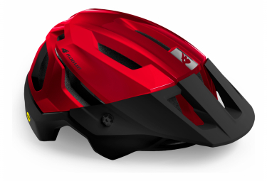 Casque VTT Bluegrass Rogue Core Mips Rouge Métallisé 2021