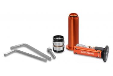 Multi Outils Intégré Granite Design Stash RCX (expandeur) Orange