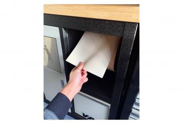 VAR Set of 2 BIO Paper Rolls
