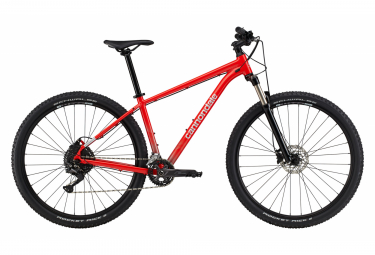 VTT Semi-Rigide Cannondale Trail 5 29 Shimano Deore 10V 29'' Rouge Rally