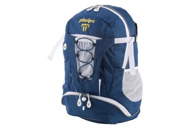 Sac à Dos Michael Phelps Team Backpack Bleu Marine / Blanc