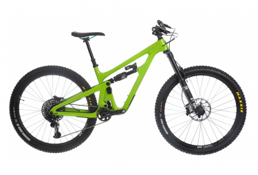 Bicicletta Yeti-Cycles 2020 SB150 29 '' Carbon C-Series Full Suspension Bike Sram X0 Eagle 12V Limited Edition Verde
