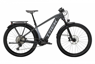 VTT Électrique Semi-Rigide Trek Powerfly Sport 7 Equipped Shimano XT/SLX M8100 12V 625 Wh 29'' Solid Charcoal/Slate 2021