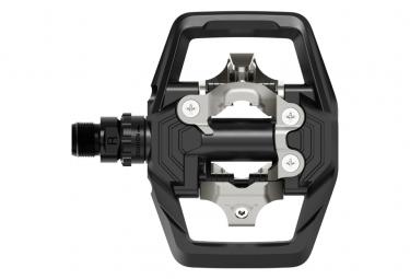 Shimano PD-ME700 SPD Clipless MTB Pedals Black