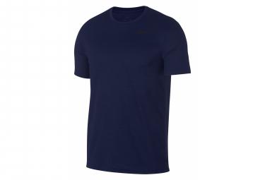 Nike Superset Training Camiseta De Manga Corta Azul Hombre L