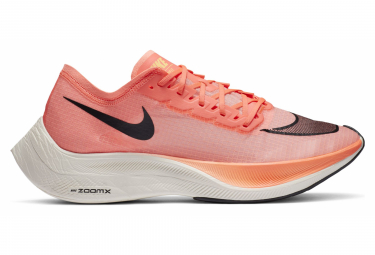 Chaussures de Running Nike ZoomX Vaporfly Next% Orange / Noir