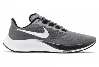 Nike Air Zoom Pegasus 37 Gray Mens Running Shoes