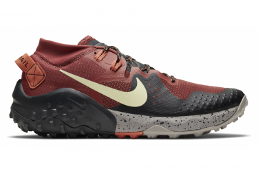 Zapatillas Nike Wildhorse 6 para Hombre Rojo / Negro
