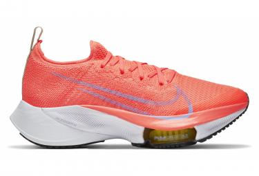 Nike Air Zoom Tempo Next% Running Shoes Orange Women