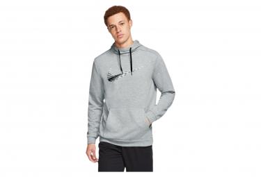 Sudadera Nike Dri Fit Training Hombre Gris Xl