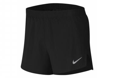 Nike Fast Black Shorts Men
