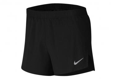 Pantalon Corto Nike Fast 4   39 Negro M
