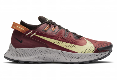 Chaussures de Trail Nike Pegasus Trail 2 Rouge Homme