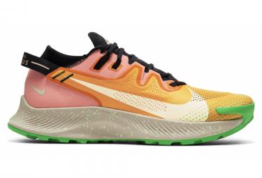 Scarpe da trail Nike Pegasus Trail 2 Orange Green Mens