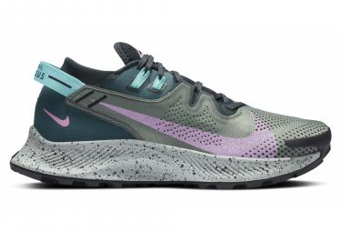 Scarpe da trail Nike Pegasus Trail 2 da donna blu rosa