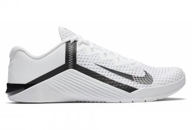 Zapatillas Nike Metcon 6 para Hombre Blanco / Negro