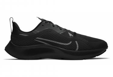 Chaussures de Running Nike Air Zoom Pegasus 37 Shield Noir