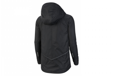 Veste coupe-vent déperlent Nike Shield Noir Femme