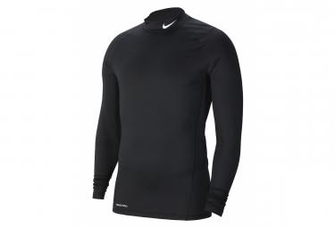 Nike Pro Warm Long Sleeve Jersey Negro Hombre S