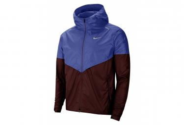 Chaqueta Nike Shieldrunner Azul   Rojo S