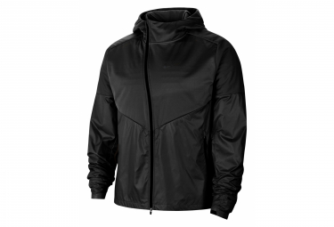 Chaqueta Impermeable Nike Sphere Shieldrunner Negro Hombre L