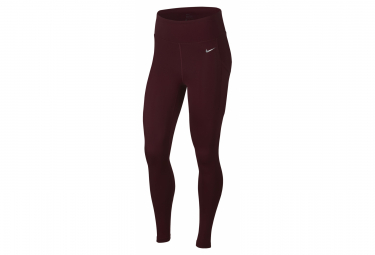 Nike Pro Luxe Long Tights Rojo Mujer Xs