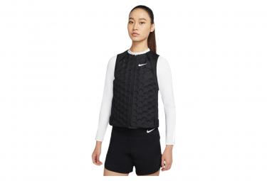 Veste sans manche thermique Nike Aeroloft Noir Femme