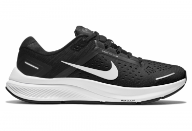 Zapatillas Nike Air Zoom Structure 23 para Mujer Negro / Blanco