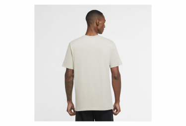 Maillot manches courtes Nike Dri-FIT Run Division Beige Homme